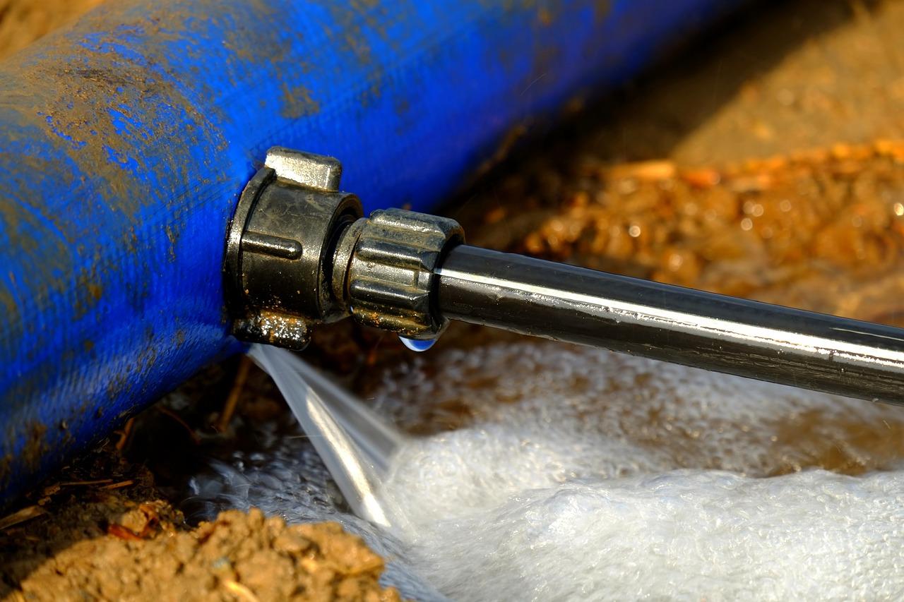 Fuite d'eau plombier