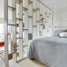 Cloisons intérieures: une idée pour diviser les espaces de votre maison