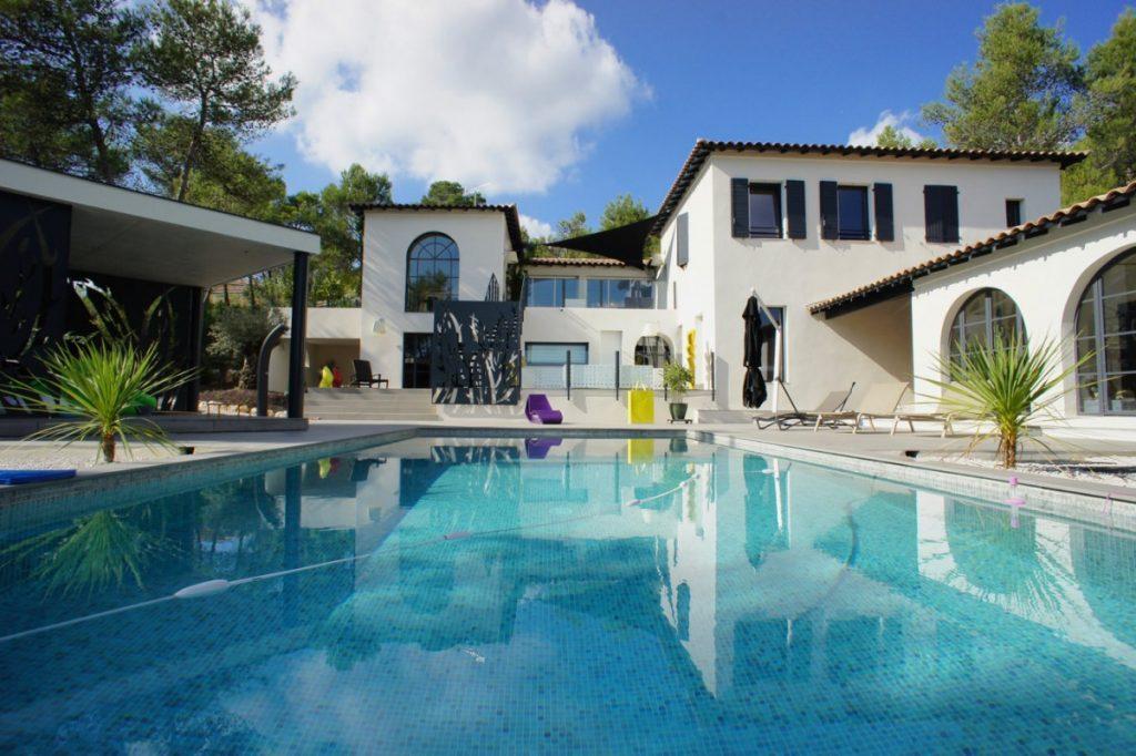 villa architecte montpellier