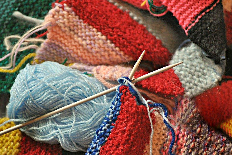 décoration en laine pour sa maison