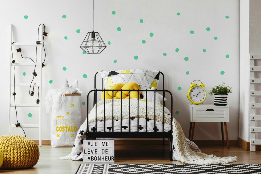 décorer une chambre d'enfants