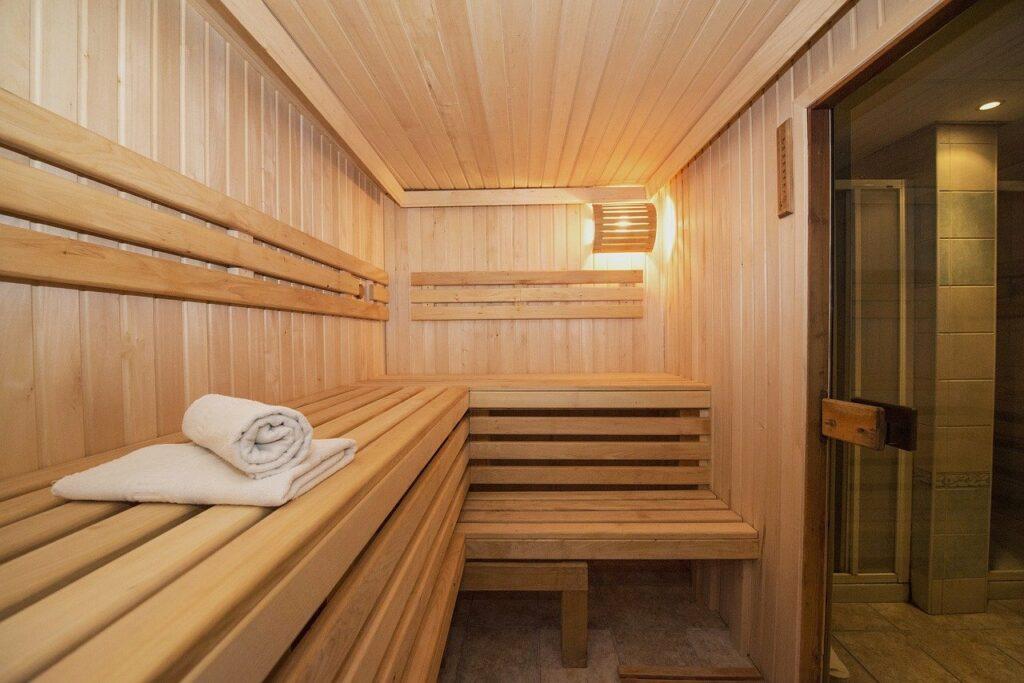 sauna chez vous