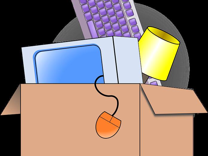 trier les meubles lors d'un déménagement