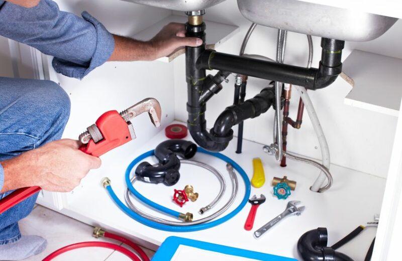 un plombier pour un dépannage