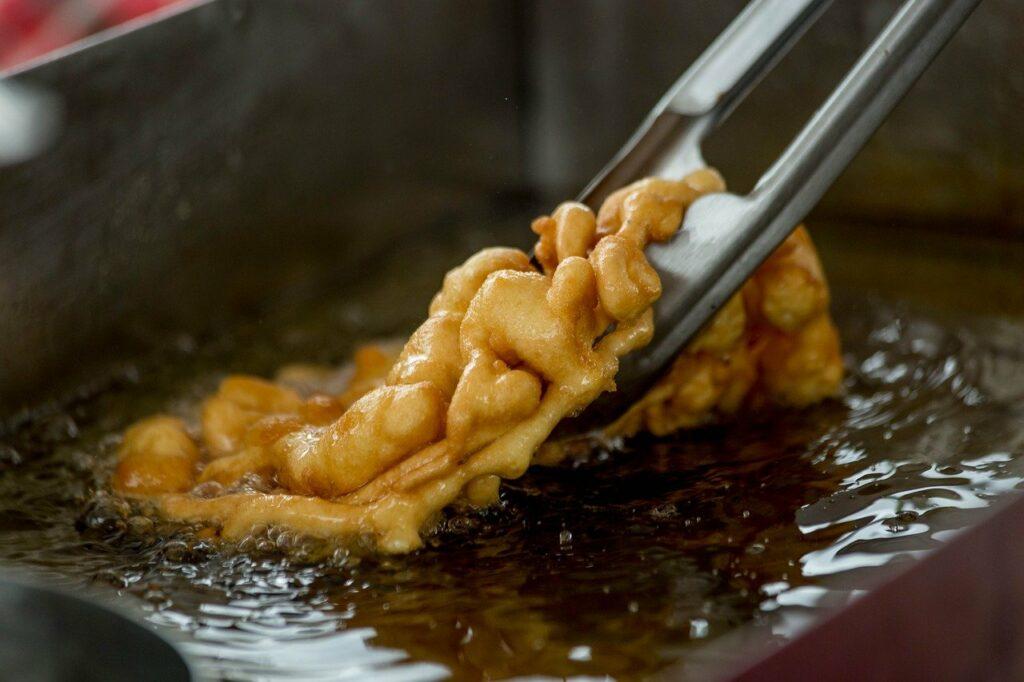 huile friteuse