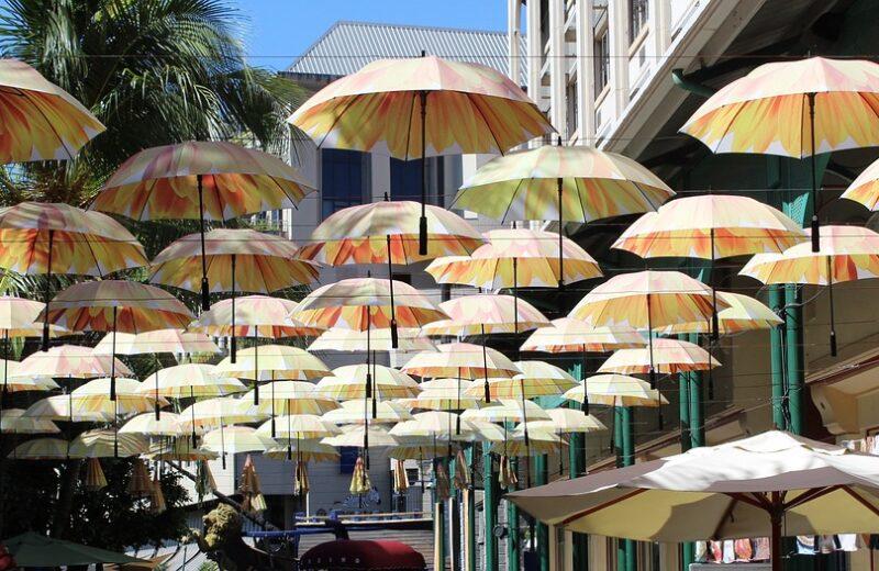 parasol anti-chaleur