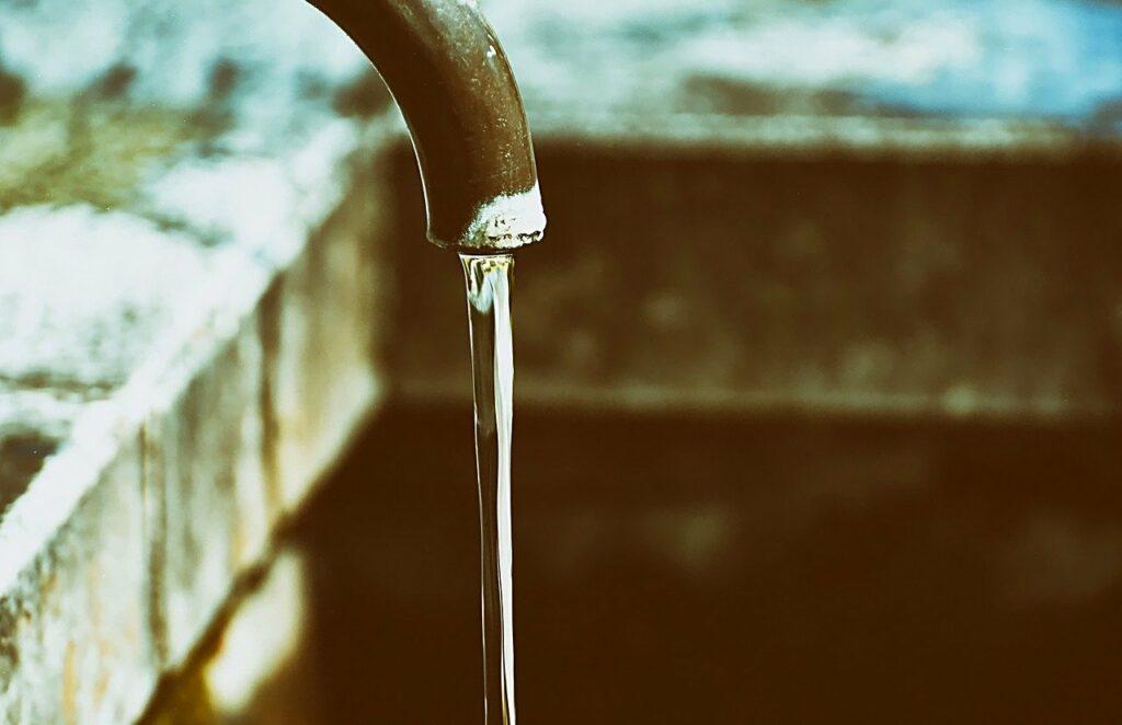 fuite d'eau robinet