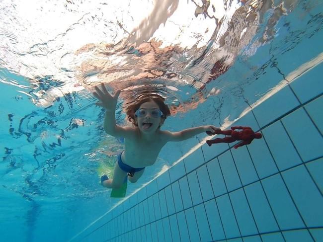 Vortex piscine